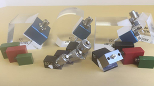 Angle Beam Transducers
